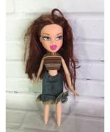 2001 MGA Bratz Campfire Meygan Doll Auburn Red Hair Blue Eyes Missing Fe... - $108.90