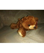 "Aurora Brown Bear Beanbag Plush 8"" NWT Ursus Arctos 31283 Barnsworth 201... - $15.83"