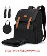 new Diaper Bag Backpack, Lifewit Unisex Nappy Bag Hospital Bag NWT - $61.74
