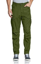 G Star Raw Rovic Field Tapered Cargo Pant in Bright Green Size W33/L32 $... - $99.75