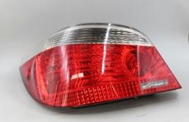 2004 2005 2006 2007 BMW 525I 530I 545I 550I LEFT DRIVER SIDE TAIL LIGHT OEM - $89.09