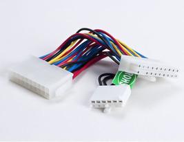 "Athena CABLE-DELL-X ATX 6"" 20-Pin to Dell ATX 20-Pin & AUX 6-Pin Cable - $9.99"