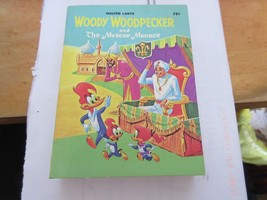 Woody Woodpecker & The Meteor Menace , #5753-2 , BIG LITTLE BOOK , Whitman - $25.00