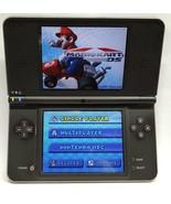 Nintendo DSi XL Handheld Console Bronze / Dark Brown UTL-001 Tested Working - $93.49