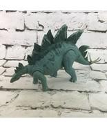 """Jurassic Park Jurassic World Stegosaurus Attack Dinosaur 15"""" Action Figu... - $29.69"""