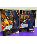 Chewbacca & Finn Star Wars Galaxy of Adventures Rise of Skywalker NEW Fi... - $24.74