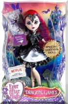 Ever After High - Dragon Games: Teenage Evil Queen (2015) *Special Editi... - $17.00