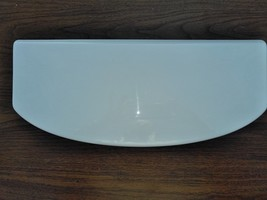 """8KK31 Kohler Toilet Tank Lid, White, 18-7/8"""" X 8"""" Overall, Very Good Condition - $49.38"""