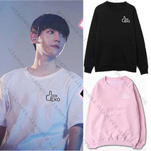 Kpop EXO Baekhyun Sweater Unisex EX'ACT Hoodie Sweatershirt Pullover - $9.23
