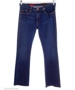 Adriano GOLDSCHMIED Dark Wash Jeans AG  29/33 The Angel Boot Cut  Blue D... - $29.00