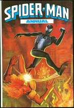 Marvel Spider-Man Annual UK Hardcover HC HB Rare 1986 Tom DeFalco Ron Frenz art - $69.00