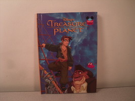 Treasure Planet Disney's Wonderful World of Reading HC Picture Book - $8.15