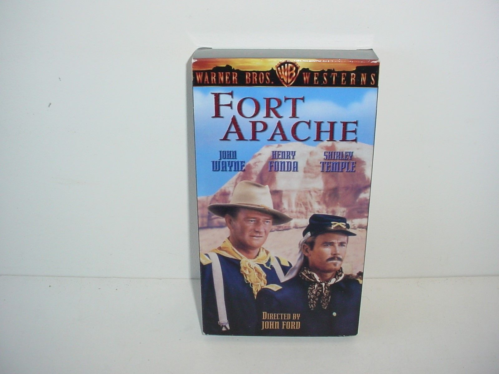 Primary image for Fort Apache VHS Video Tape Movie
