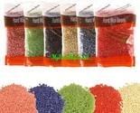 No Strip Depilatory Hot Film Hard Wax Beads Waxing Hair Removal Beans 300g pack