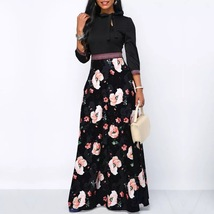 Fall 2019 Long floral dress - $28.00