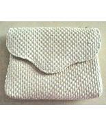 Collectible, brand new AVON straw-weave clutch/shoulder bag - $9.99