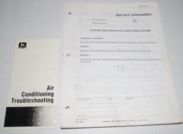 John Deere Tractor Flushing Purging Air Conditioning Systems Jan 1997 DB... - $14.80