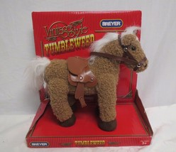 Breyer Vintage Style Tumbleweed The Horse Stuffed Brand New - $22.72