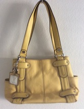 Women's Handbag, Yellow, Tignanello, Size small - $100.00