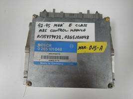 92-95 MERCEDES E CLASS  ABS  CONTROL MODULE  0135459432 / 0265101048 (ME... - $7.87
