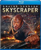 Skyscraper (Blu-ray + DVD, 2018)