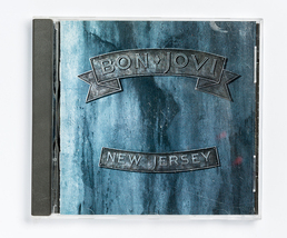 Bon Jovi - New Jersey - Classic Rock Music CD - $4.25