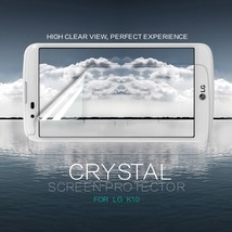 NILLKIN Anti-fingerprint Clear Screen Protector Guard Film for LG K10 - $3.60