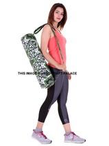 Indian Mandala Yoga Bag Hippie Gym Mat Carrier Bags With Shoulder Strap ... - $302,71 MXN