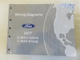 2017 Ford C-Max Hybrid Energi Service Manual Electrical Wiring Diagram OEM Shop - $12.57