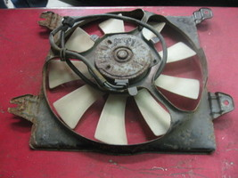 02 03 04 05 00 01 Mitsubishi eclipse right oem condenser cooling fan ass... - $24.74