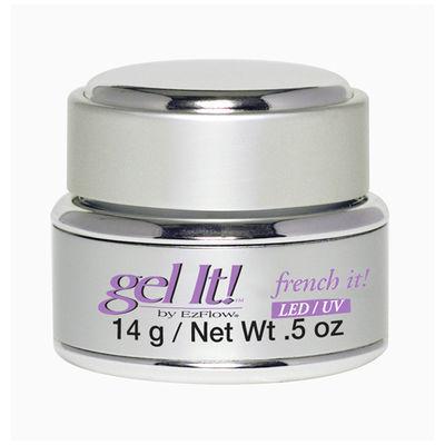 Ez Flow Gel It LED/UV,  French It  0.5oz