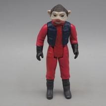 Vintage Star Wars Nien Nunb Figurine Articulée Haute Qualité NM - $24.75