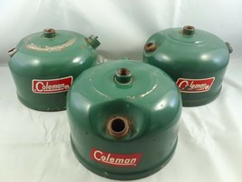 One Coleman Genuine Vintage Made in USA Camping Lantern Tank Models 220 and 228 - $24.99