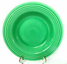 Homer  Laughlin Fiesta Original Medium Green 8.5 Inch Rimmed Soup Bowl - $64.35