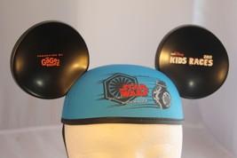 New Disney Theme Parks Star Wars Kids Races Hat With Mickey Ears RunDisney 2018 - $15.79