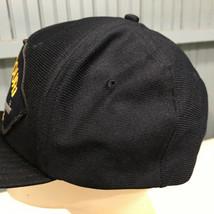 USS Missouri Battleship Navy VTG Made in USA Snapback Baseball Cap Hat ERROR image 2