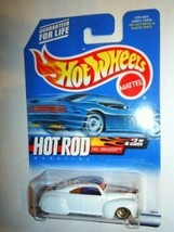 Hot Wheels Hot Rod Magazine Tail Dragger Car NIB Mattel NIP 007 1999 - $7.42