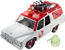 Ghostbusters ECTO-1 Vehicle and Slimer Figure - €66,26 EUR