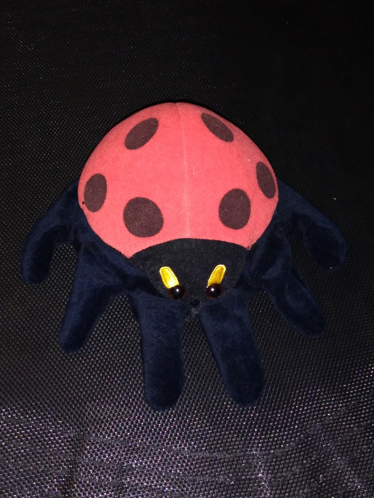 Primary image for Folkmanis 5 inch plush ladybug