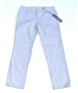Gap Kids 1969 Super skinny Skimmer Jeans Lavender Green Polka dots NWT s... - $19.75
