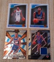 Kevin Knox Swatche / Phenom /M Robinson/ A Trier Rookies Knicks LOT(4) U... - $13.07