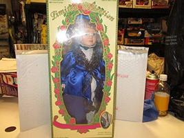 "Limited Edition 16"" Tall Doll with Miniature Matching Porcelain Ornament - $39.59"