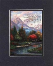 For General Inspiration - The LORD is my shepherd, I shall not be in want. . . 8 - $11.14