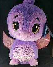Spin Master Hatchimals Large Big Jumbo Plush Stuffed Animal Purple Pink ... - $44.54