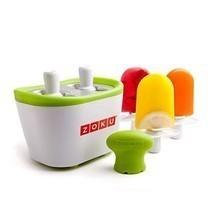 NEW IN BOX Zoku Quick Pop Maker - Create 6 Custom Frozen Popsicles in 7 ... - $78.89 CAD