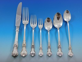 Memory Lane by Lunt Sterling Silver Flatware Set for 12 Dinner Service 84 Pieces - $5,995.00