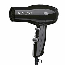 IONIC HAIR DRYER Revlon Compact 2 Speed Blower 1875W Powerful Women Blow... - $13.44