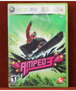 Amped 3 (Microsoft Xbox 360, 2005) Complete - $9.46