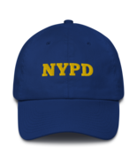 nypd yankees hat / nypd yankees Cotton Cap - $39.00