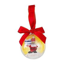 LEGO Christmas Ornament Santa image 1